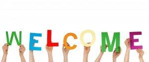 Bienvenue sur mon blog, vous y serez traité en ami(e). dans Informations générales welcome-300x126